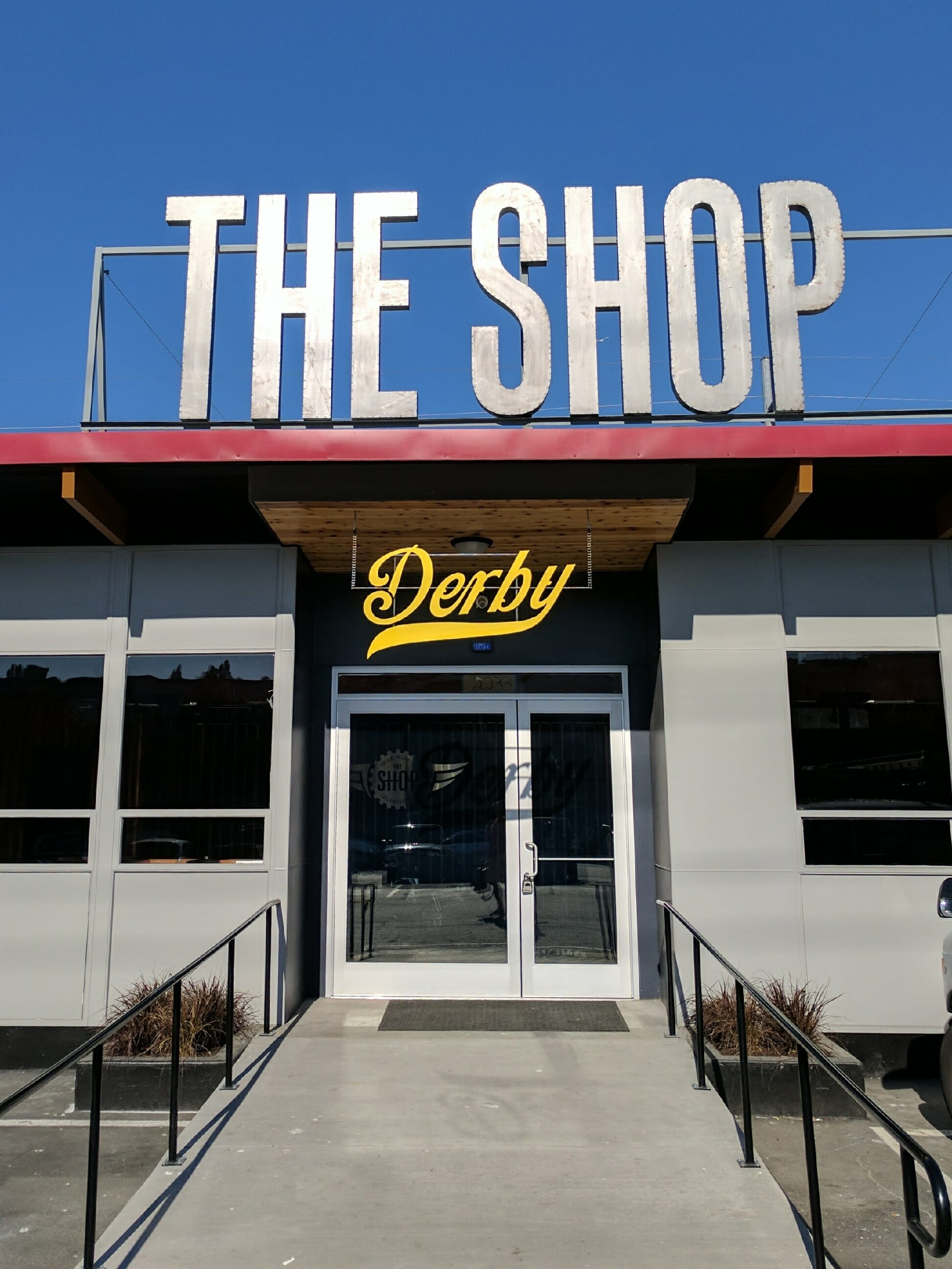 The Shop Seattle The Country Club For Car Motorcycle Enthusiasts