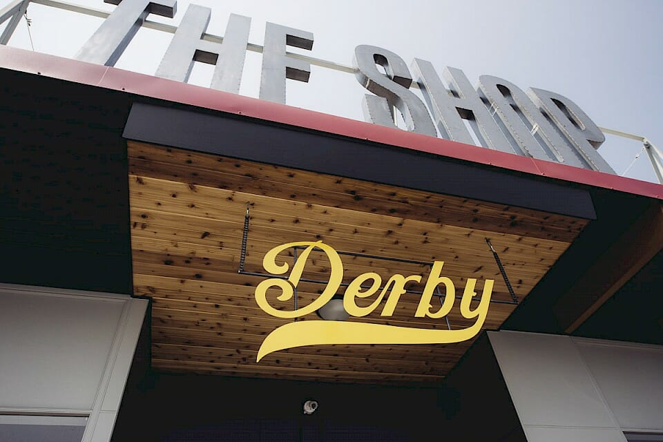 Welcome to Derby