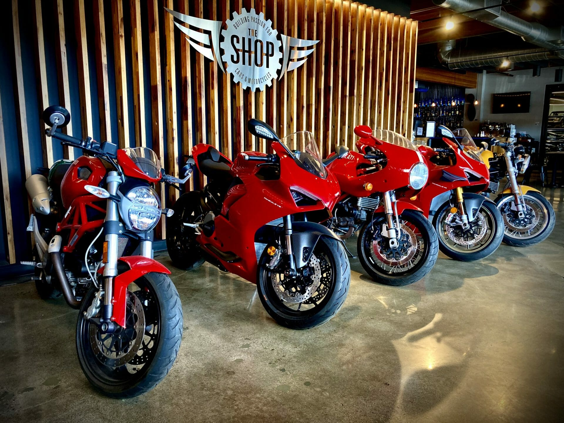 moto storage